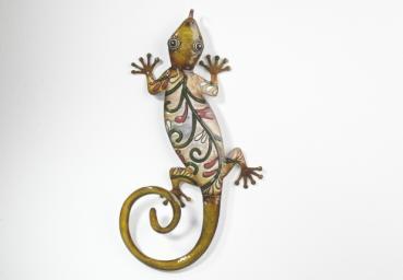 Gecko zur Wanddekoration 3D-Wandbild